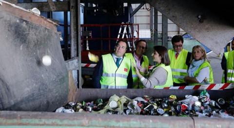 Gobierno madrileño colabora ayuntamientos mejorar gestión residuos