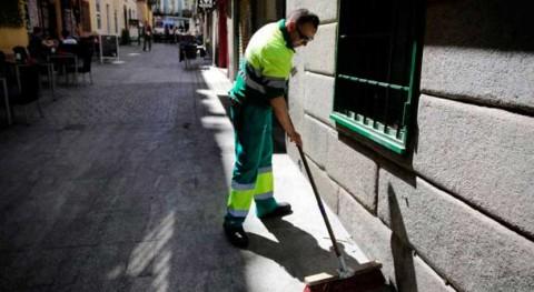Ayuntamiento Madrid recoge más 160.000 kilos basura calles