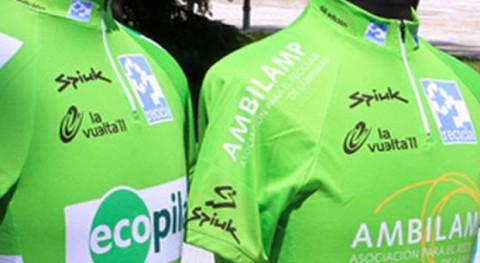 ECOPILAS dará año más toque medioambiental Vuelta España