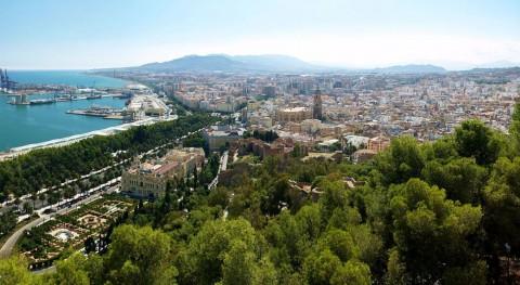 volumen vidrio reciclado Málaga aumenta 15% último año