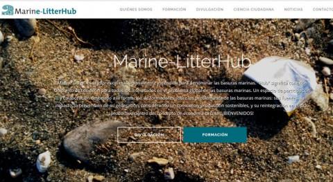MARINe-LITTERHUB, punto conexión problema global basuras