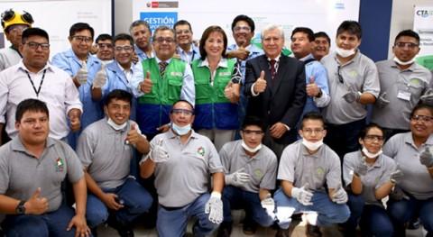 Perú impulsa adecuada gestión residuos aparatos eléctricos y electróniccos
