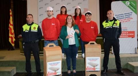 Me comprometo Tarragona: ciudad apuesta correcta recogida desechos voluminosos