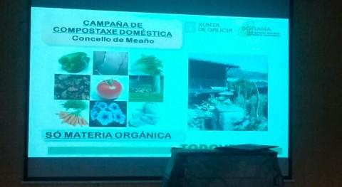 Meaño amplía programa compostaje doméstico 25 nuevos compostadores cedidos Sogama