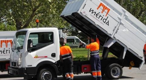 Ayuntamiento Mérida prepara servicios mínimos huelga trabajadores FCC