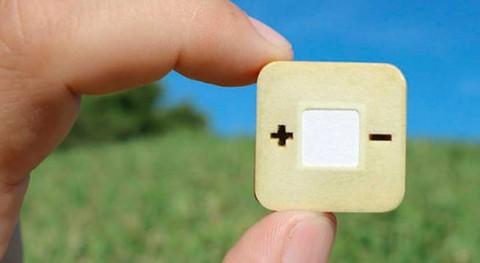 baterías biodegradables dispositivos solo uso ya son realidad