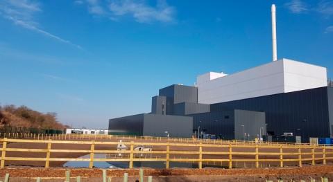 FCC Medio Ambiente inaugura Centro Reciclaje y Recuperación Energía Millerhill