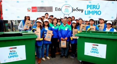 Perú mantendrá calles limpias durante Desfile Cívico Militar