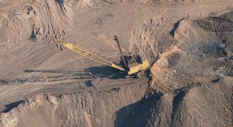 extracción mundial materiales se triplicó cuatro décadas