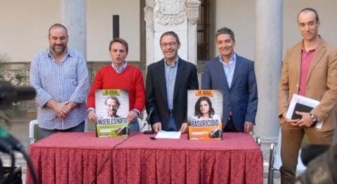 'Se busca mueblesinato y basuricidio': Granada lucha desecho incontrolado muebles