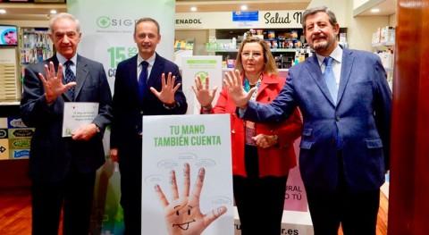 Murcia crece encima media española reciclaje residuos envases y medicamentos