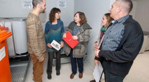 Navarra financia 2,8 millones euros instalación puntos limpios 11 mancomunidades