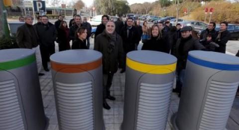 Sabadell estrena red recogida neumática centro ciudad