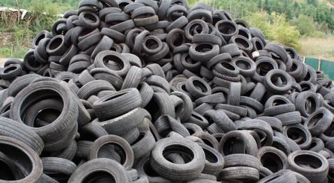 Norauto da paso al frente reciclaje neumáticos, baterías y aceite usado