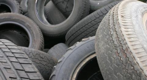 Más 95% neumáticos fuera uso gestionados Comunitat Valenciana se reutilizan