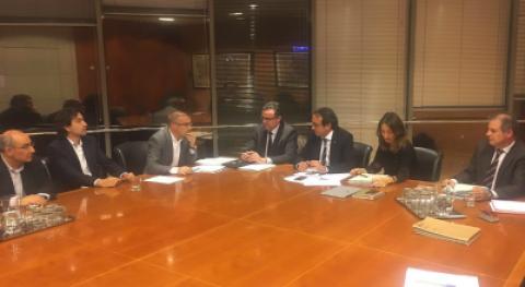 Gobierno catalán liderará respuesta integral problemática ambiental y social Flix