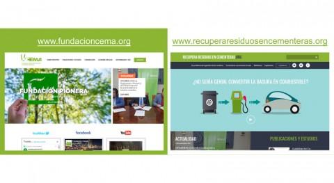 economía circular, protagonista nuevas webs Fundación CEMA