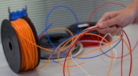 busca nuevos materiales plásticos impresión 3D