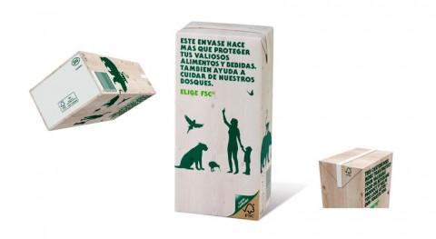 materia prima envases cartón SIG Combibloc procederá bosques sostenibles