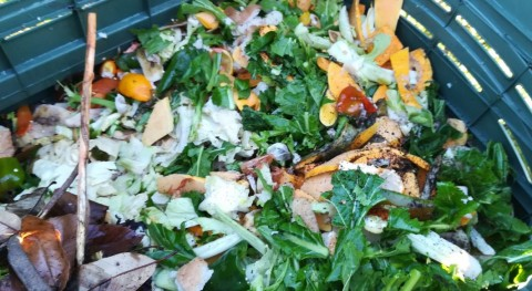 O Rosal amplía programa compostaje doméstico