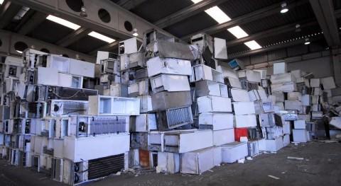 España cumple objetivos europeos reciclaje RAEE 2017
