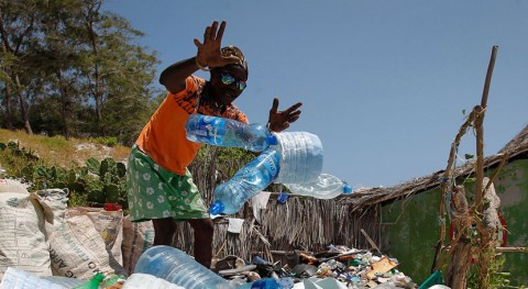 América Latina genera alrededor 10 % basura mundial