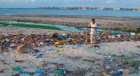 plásticos representan fuente importante gases efecto invernadero