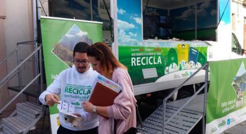 Galicia invita sociedad sumarse iniciativas incrementar reciclaje