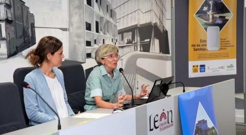 Colaboración, envases y oportunidades: León impulsa reciclaje residuos este verano