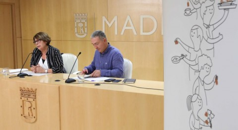recogida residuos orgánicos se extiende doce distritos Madrid