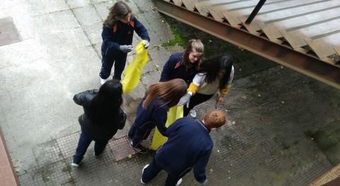 diario escolar Ecovigilantes Ourense, muestra afecto medio ambiente