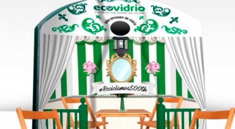 Palacios y Villafranca refuerza recogida y reciclaje vidrio real Feria