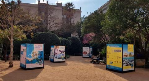 plásticos medio hídrico centran exposición ACA durante Día Mundial Agua