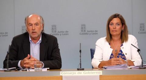 Autorizada recuperación ambiental zonas degradadas residuos inertes Palencia