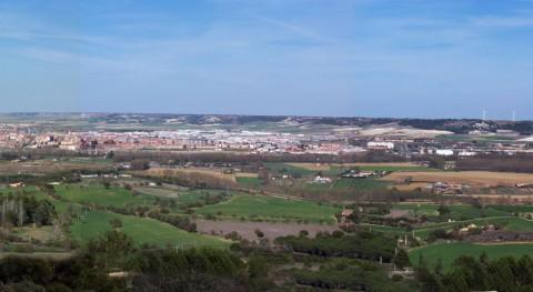 marcha recuperación ambiental 89 escombreras provincia Palencia