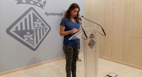 Palma multará 3.000 euros quien deje residuos peligrosos calles ciudad