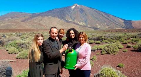 Paradores sensibiliza al sector hostelero importancia reciclado vidrio