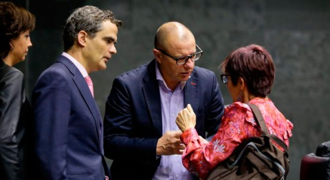 Navarra creará Comisión Investigación planta biometanización Ultzama