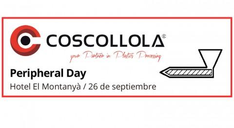 evento Peripheral Day se centrará equipos periféricos industria plástico