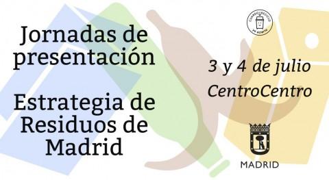 Estrategia Residuos ciudad Madrid, debate