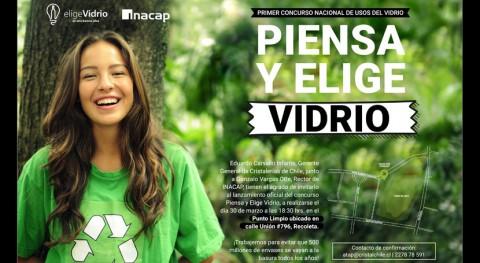 Chile lanza primer concurso nacional dar nuevos usos al vidrio