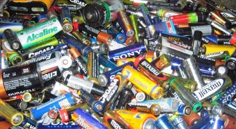 compostelanos reciclan 1 tonelada pilas y 1,5 pequeños electrodomésticos julio
