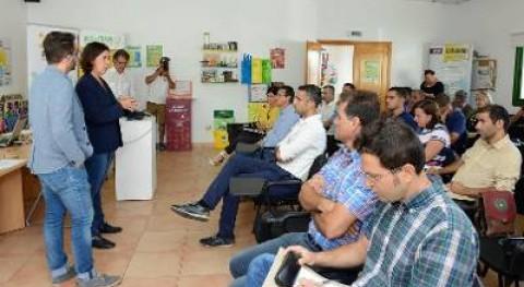 instituciones lanzaroteñas aportan visión al Plan Gestión Residuos Canarias