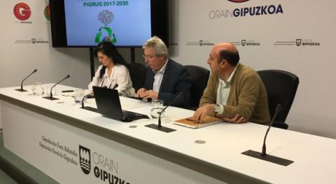 Abierto proceso participativo Plan Integral Gestión Residuos Gipuzkoa 2017-2030