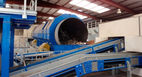 Concluida ampliación Centro Tratamiento Residuos Asturias