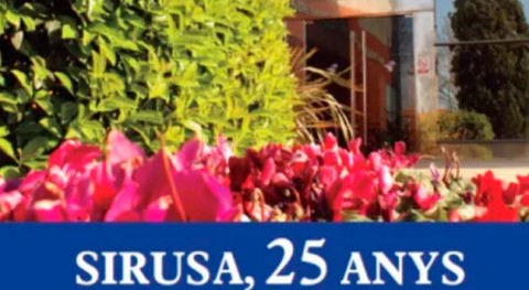 """ éxito planta Sirusa radica transparencia"""