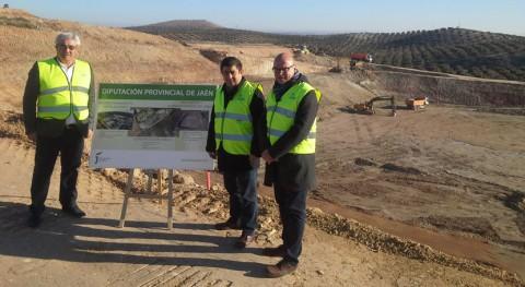 Jaén amplía planta residuos Jaén-Sierra Sur