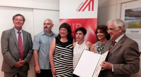 app detectar basura marina MARNOBA, premio National Energy Globe Award Spain 2016