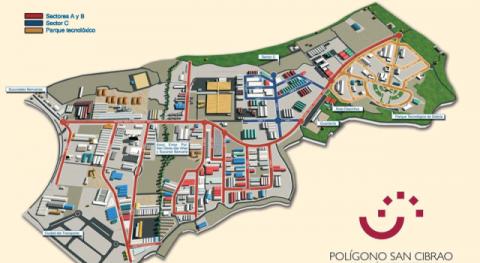 """Polígono San Cibrao Ourense contará """"Centro Verde"""" gestión residuos"""