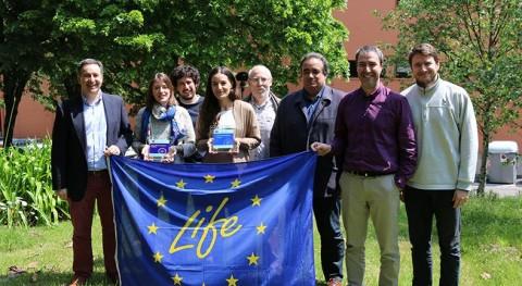 POLIMIX recibe premio ciudadanos al mejor proyecto LIFE 2015 Medio Ambiente